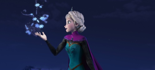 Magical Elsa